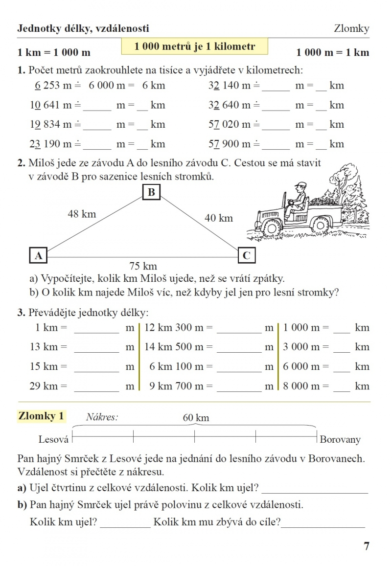 Zajimave Pocitani 2 Dil Pracovni Sesit K Ucebnici Matematika 4