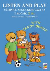 Listen and play - WITH TEDDY BEARS!, 2. díl (učebnice)